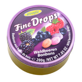 Woogie Candies forest berries 200g (10)