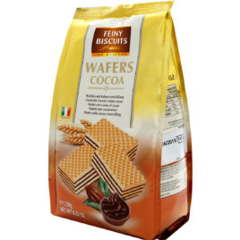 Feiny Wafers with cocoa filling 250g (10