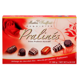 MT Assorted pralines red 180g (8)