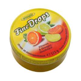 Woogie Candies lemon/orange 175g (10)