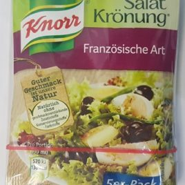 Knorr French salad dressing 5er (15)