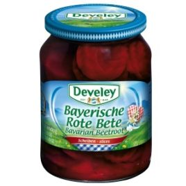 Develey Bav. sliced Beetroot 720ml (12)