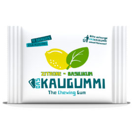 The Chewing Gum lemon/basil 25pc (20)