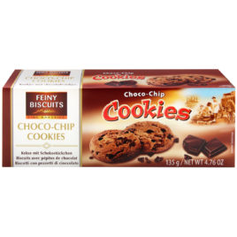 Feiny Cookies chocolate chips 135g (18)