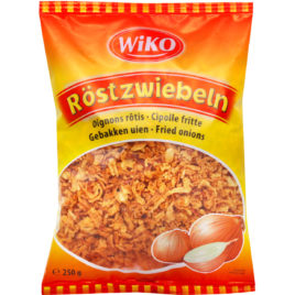 Wiko Fried onions 250g (20)
