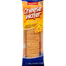 Snackline Cheese wafers classic 100g(24)