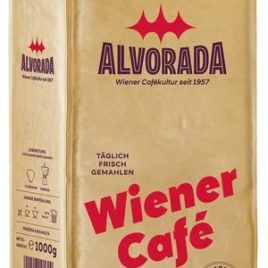 Alvorada ground Vienna Coffee 250g (20)