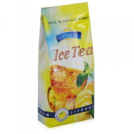 Icefresh Lemon Ice tea 500g (12)