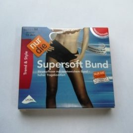 ND tights supersoft waist amber 40/44 M
