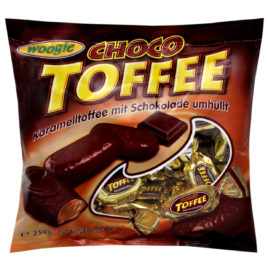 Toffee-caramel with chocolate 250g (28)