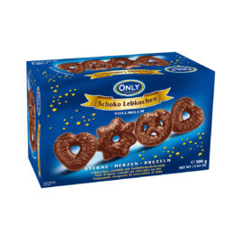 Only Gingerbread Milk Choc. 500 gr (10)