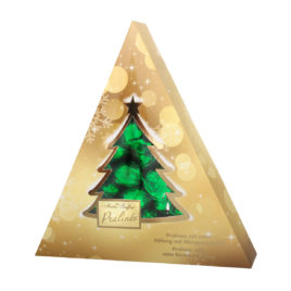 Christmas Tree pralines with mint (12)