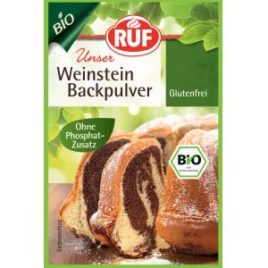 Ruf Organic tartar baking powder 3er(40)
