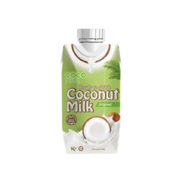 CocoXim original coconut milk 330 ml (12