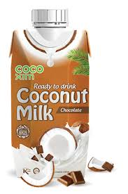 CocoXim chocolate coconut milk 330ml (12