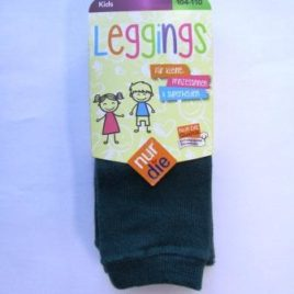 ND Kids leggings green 104-110