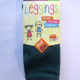 ND Kids leggings green 116-122