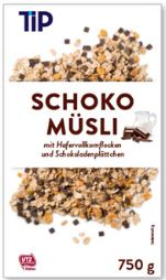 Tip Chocolate Muesli 750gr (5)