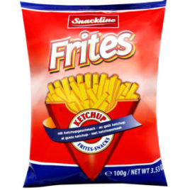 Snackline fries ketchup flavor 100g (20)