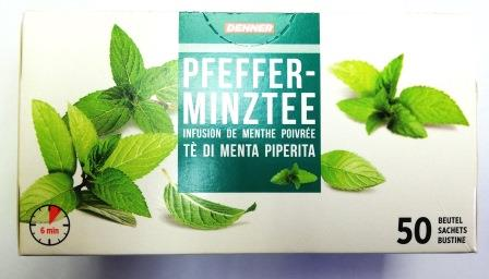 Denner Peppermint tea x 50 (15)