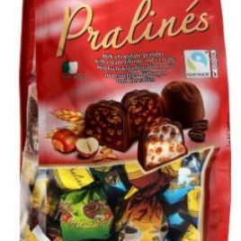 MT Assorted pralines nut/cereal 300g(12)
